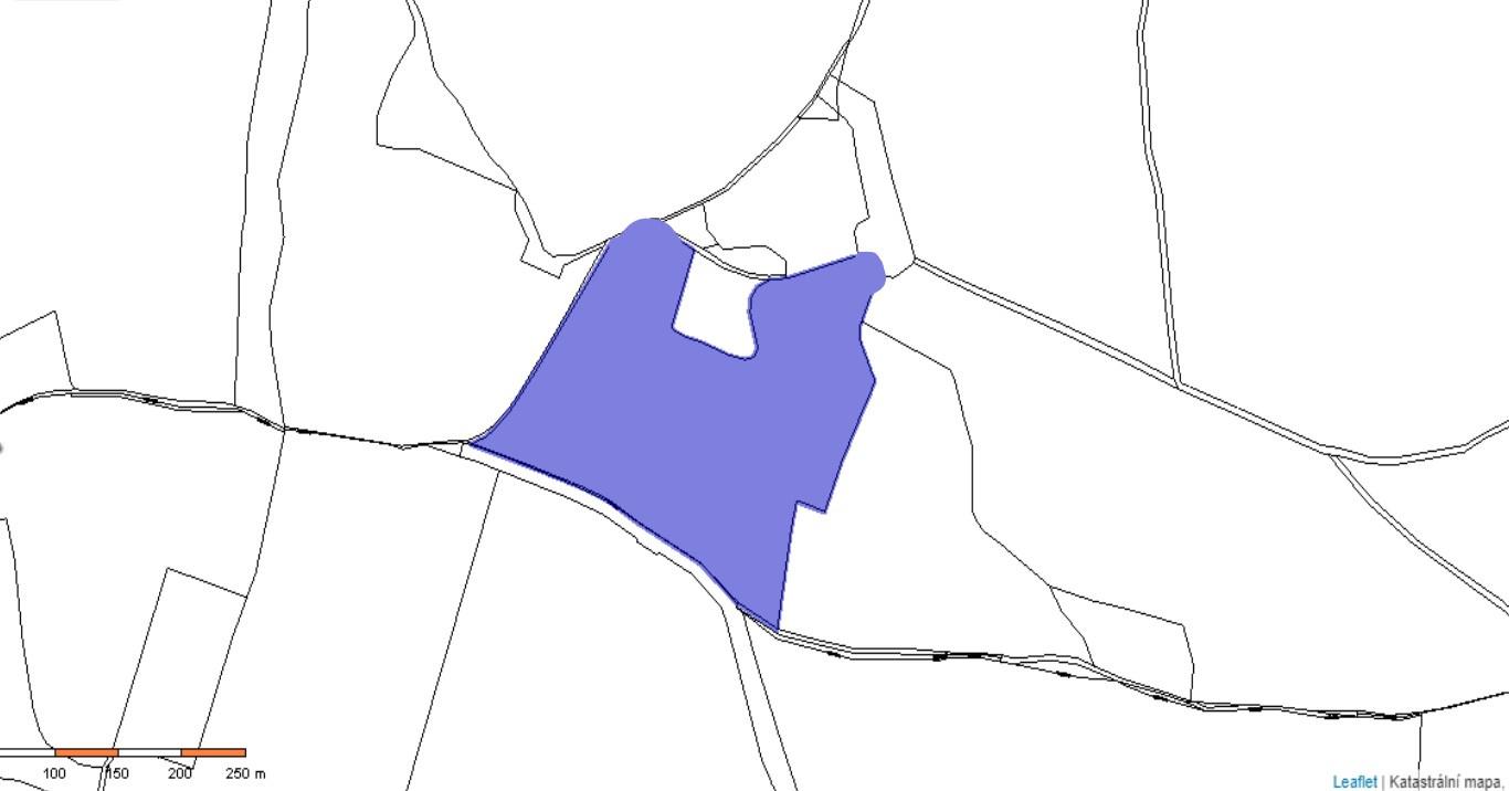 Prodej, pole 44961m2, Prostiboř, okres Tachov