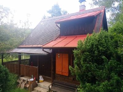 Prodej, rekreační chata, Svojšín, okres Tachov