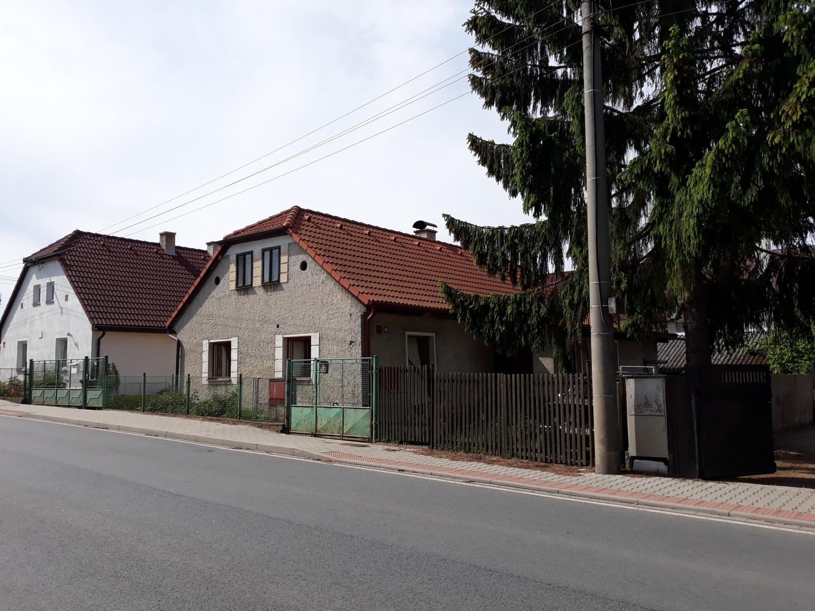 Prodej, rodinný dům, obec Břasy, Rokycany