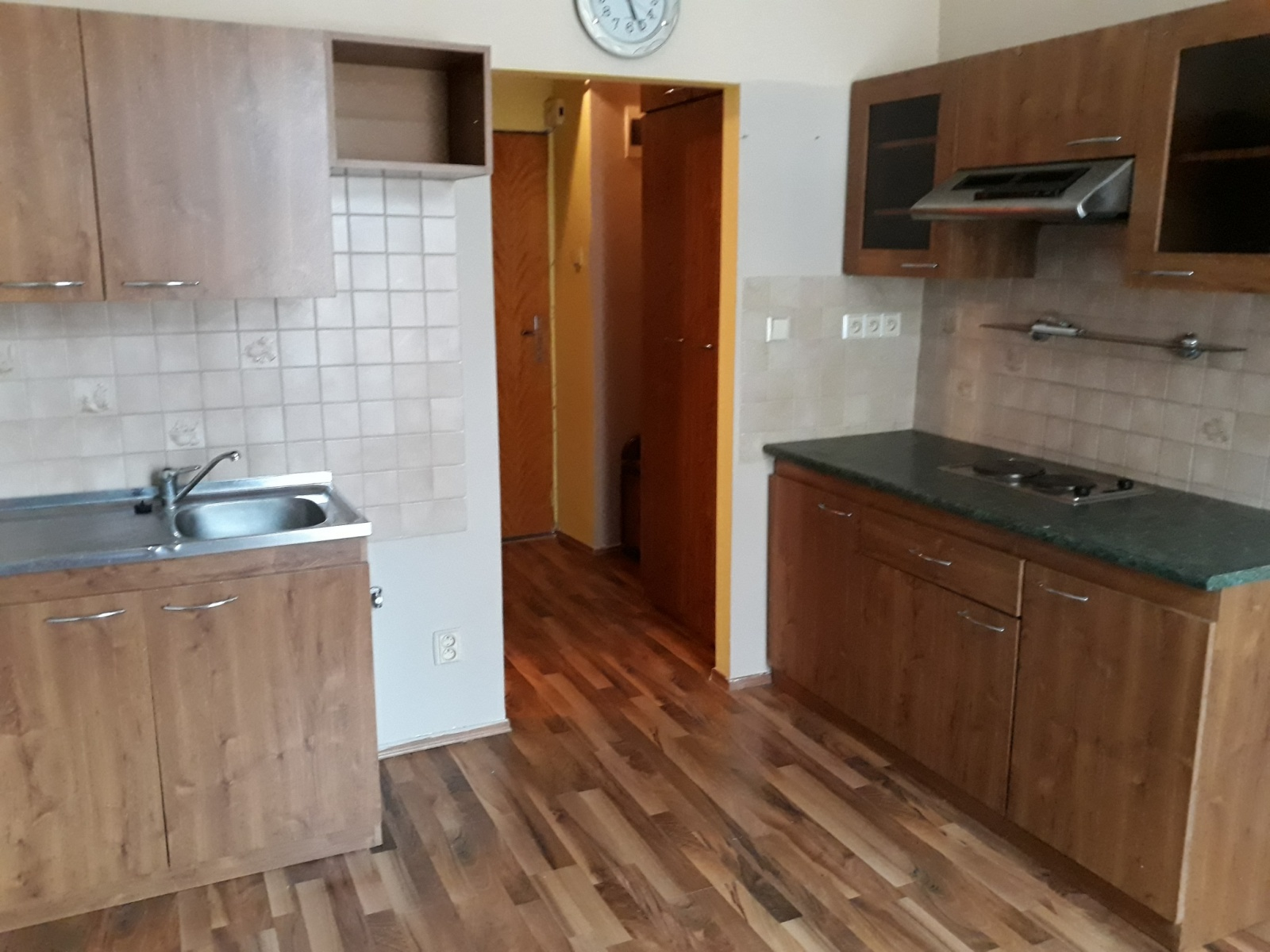 Pronájem, byt 1+1, ul. Slovanská, Plzeň - město