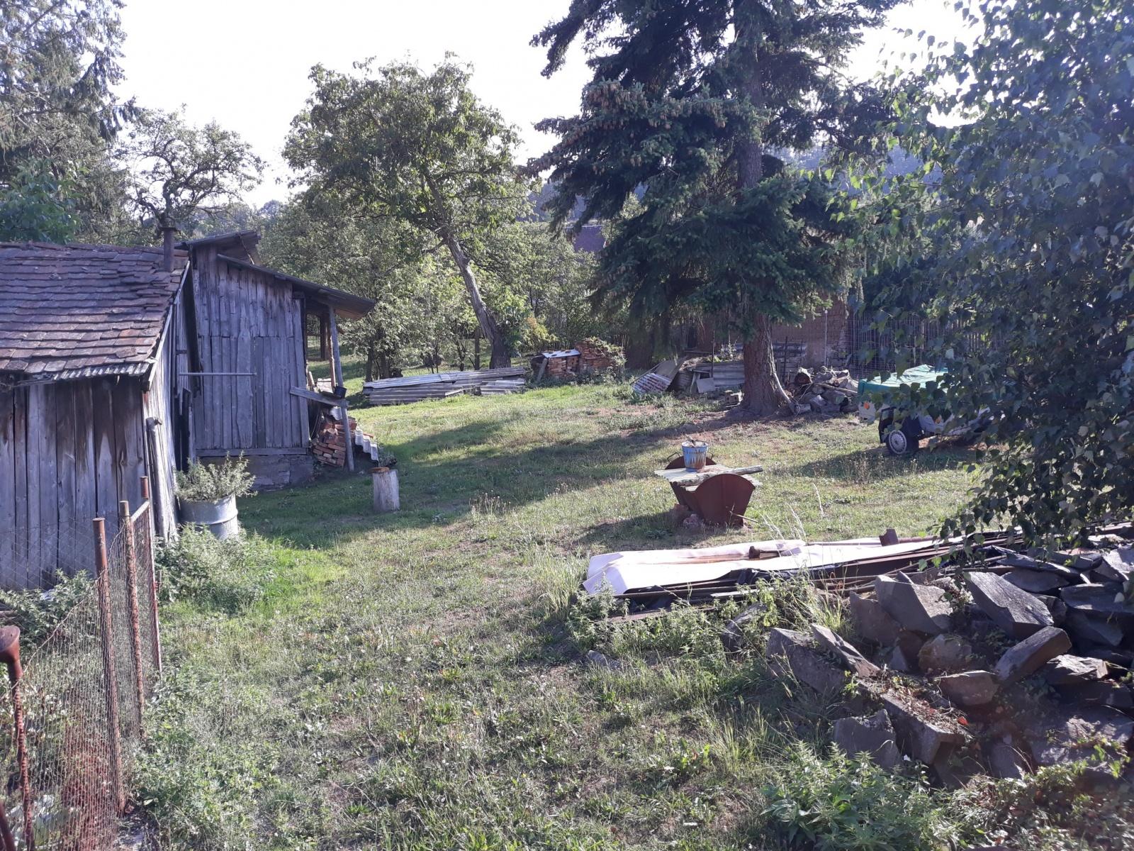 Prodej, rodinný dům, Ostrovec - Lhotka, okres Rokycany