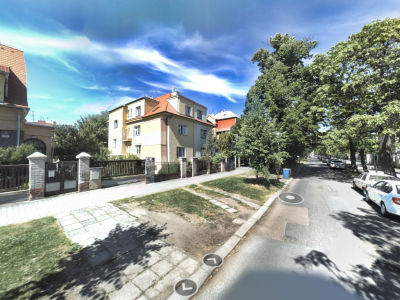 Pronájem, byt 2+1+B, ul. Čermákova, Plzeň - město