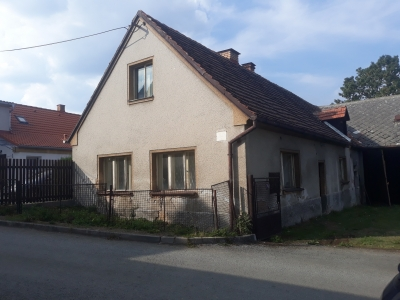 Prodej, rodinný dům, Chrášťovice u Mladotic, okres PS