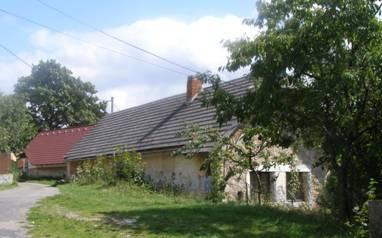 Prodej, rodinný dům - chalupa, obec Kvášňovice, okr. Klatovy