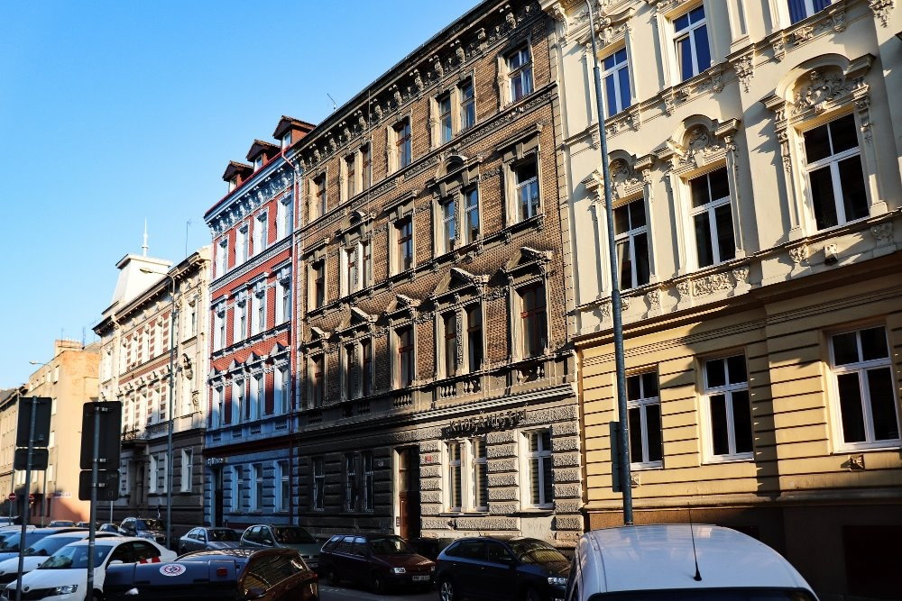 Pronájem, byt 3+1+B, 68m2, ul. Nerudova, Plzeň - město