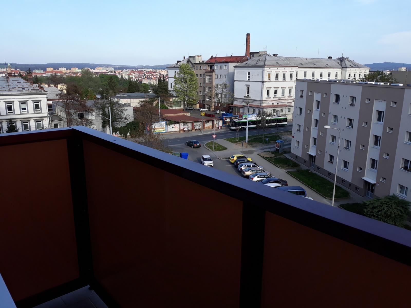 Pronájem, byt 3+1+B, ul. Alešova, Plzeň - město