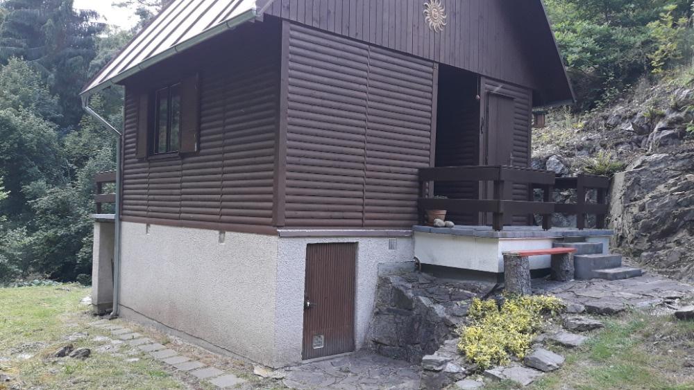 Prodej, chata 3+kk+B, Horní Hradiště, okres Plzeň - sever