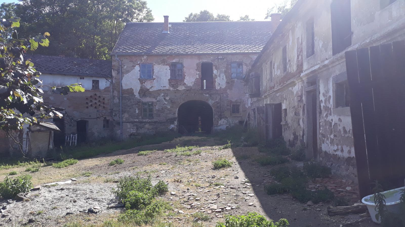 Zemědělská usedlost, Lestkov - část Stan, okr. Tachov