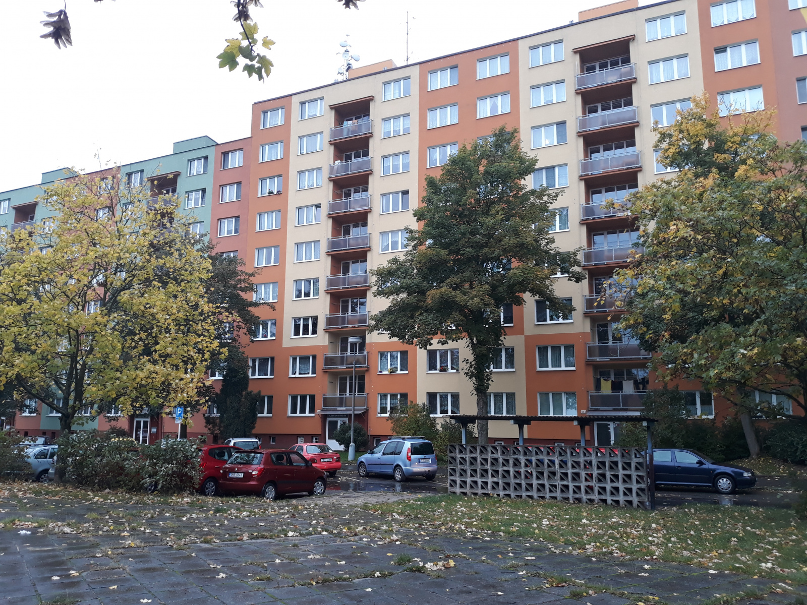 Pronájem, byt 2+1+L, ul. Lábkova, Plzeň - město