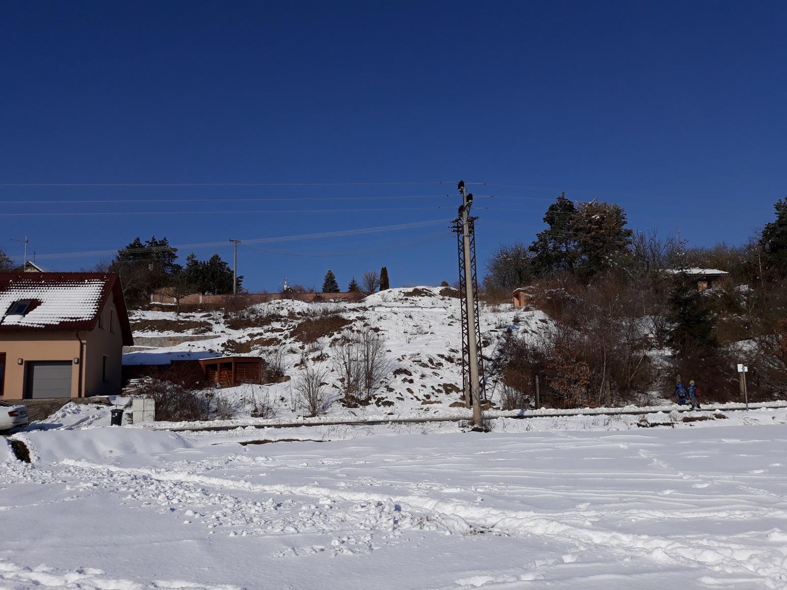 Prodej, stavební pozemek, 1380m2, Třemošná