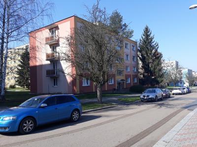 Výměna, byt 3+1+B, ul. Smrková, Plzeň - město
