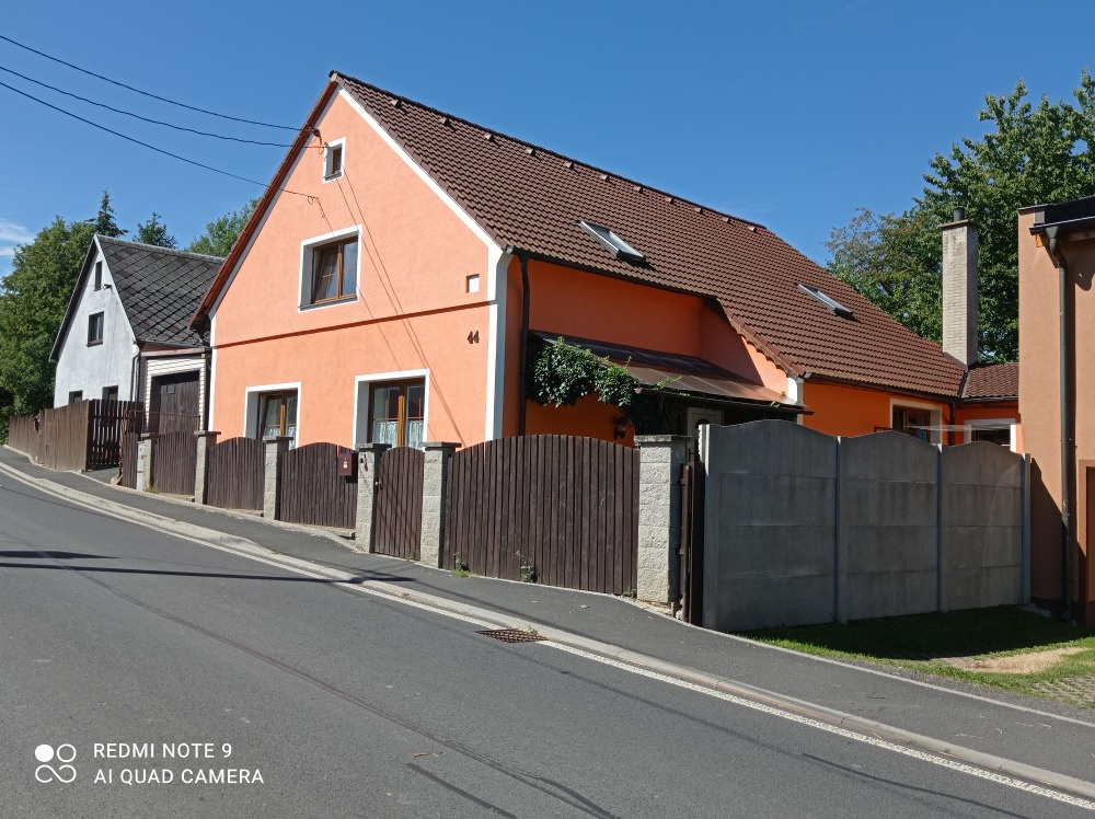 Prodej, rodinný dům, Chodský Újezd, okres Tachov