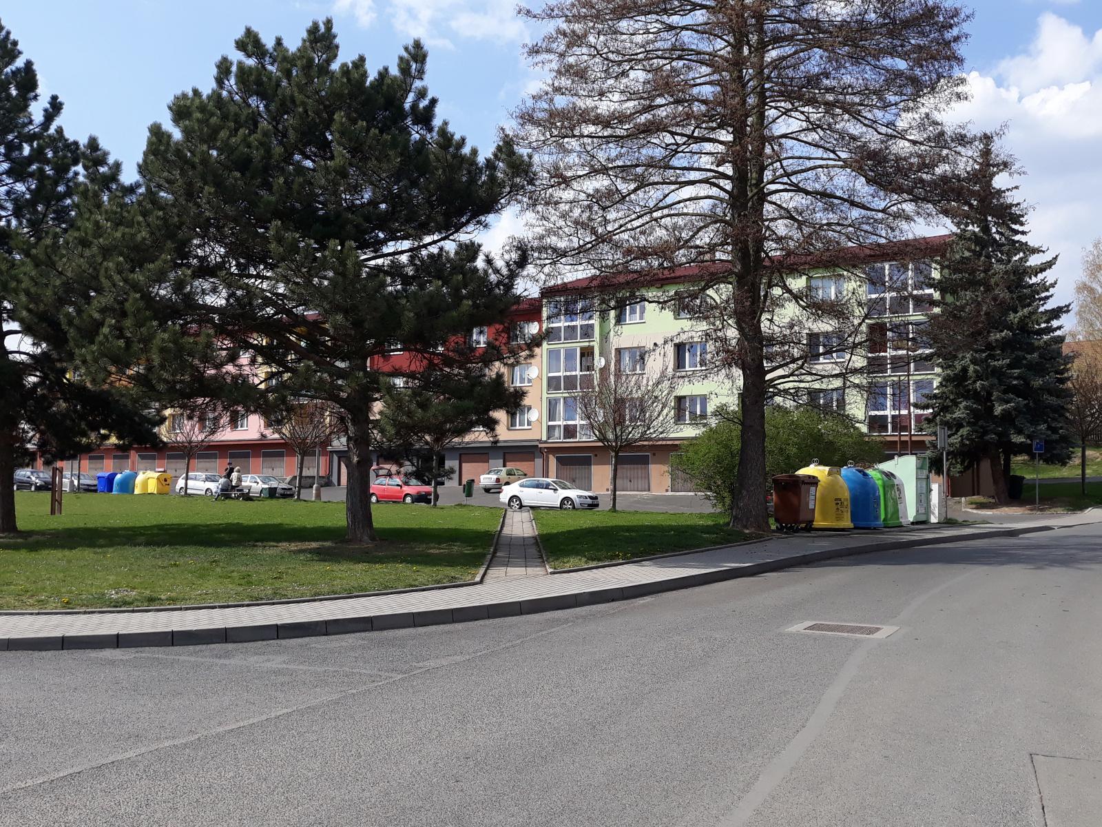 Prodej, byt 2+1, ul. Kostelní, Kladruby, okres Tachov