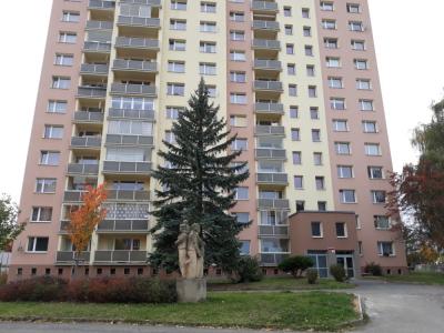 Pronájem, byt 1+kk+L, ul. Sokolovská, Plzeň město