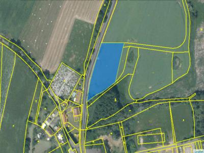 Prodej, stavební pozemek, 4431m2, Kydliny, okres Klatovy