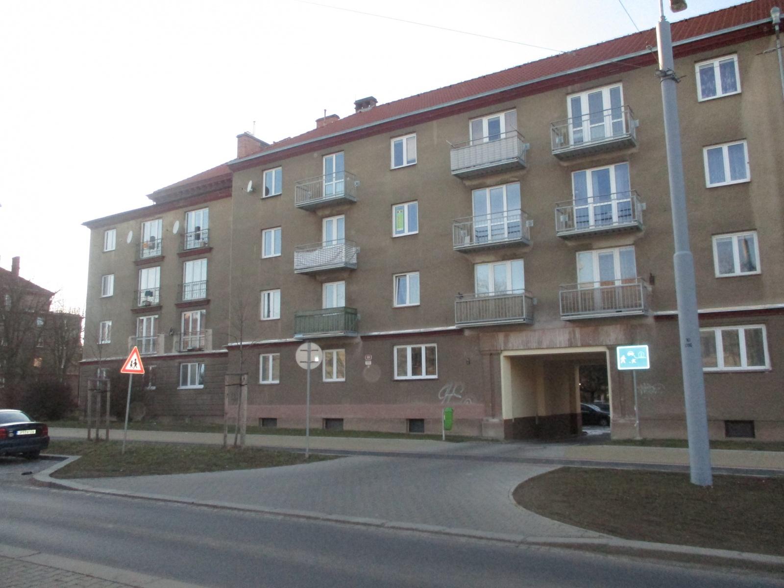 Prodej, byt 2+1, Slovanská alej, Plzeň - město