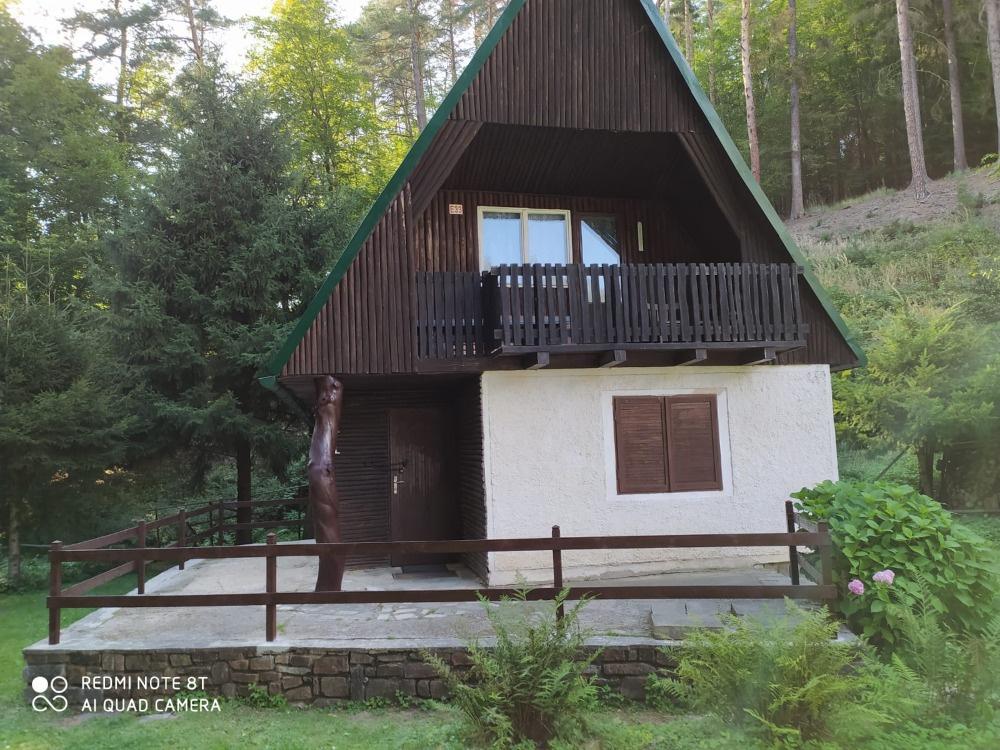 Prodej rekreační chata, Tymákov