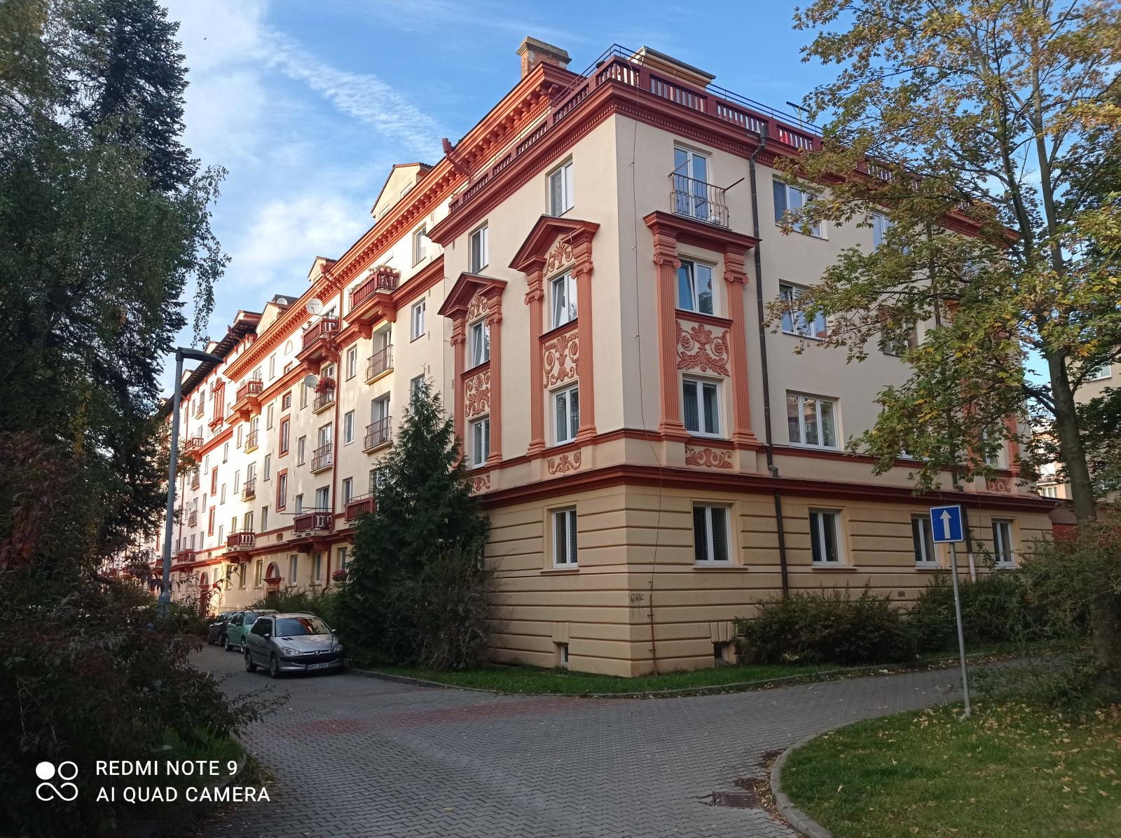 Prodej, byt 3+1, ul. Francouzská třída, Plzeň - město